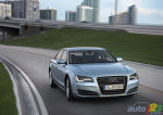Audi releases all the juicy stuff surrounding the 2012 A8 hybrid