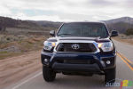 2012 Toyota Tacoma: same engine, new looks