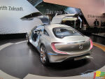 Frankfurt 2011: Mercedes-Benz's 125-year celebration