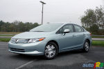 2012 Honda Civic Hybrid First Impressions