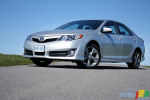 2012 Toyota Camry First Impressions