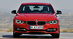 BMW uncovers the new 2012 3 Series Sedan in Munich
