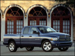 DAIMLERCHRYSLER CANADA ANNOUNCES 2002 DODGE RAM 1500 PRICES