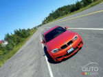 2011 BMW 1 Series M Coup� Review (video)