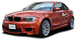 2011 BMW 1 Series M Coupé Review (video)
