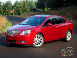 2012 Buick Verano First Impressions