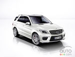 All-new 2012 Mercedes-Benz ML 63 AMG