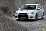 2011 Mitsubishi Lancer Evolution GSR Review
