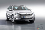 Volkswagen Passat Alltrack: the best of both worlds