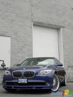 2011 BMW ALPINA B7 Review (video)