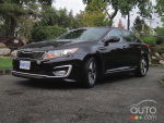 2011 Kia Optima Hybrid Premium Review