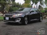 2011 Kia Optima Hybrid Premium Review