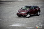 2012 Nissan Murano LE AWD Platinum Edition Review