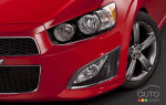 2013 Chevrolet Sonic RS: same power, more sportiness
