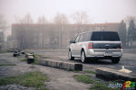 2011 Ford Flex Titanium AWD Review