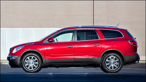 2012 buick enclave cxl awd review editor 39 s review car news auto123. Black Bedroom Furniture Sets. Home Design Ideas