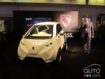 Doking XD electric car