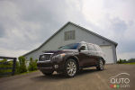 2012 Infiniti QX56 Review
