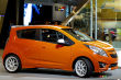 2012 Montreal Auto Show: 2013 Chevrolet Spark