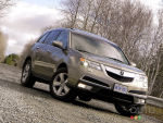 2012 Acura MDX SH-AWD Review