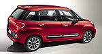 The Fiat 500L to be unveiled at the Geneva Motor Show