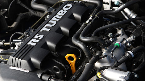 2010 Hyundai Genesis Coupe 2.0T engine