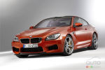 BMW shows off the new 2012 M6 Coupe and Convertible