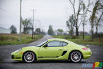 2012 Porsche Cayman R: the perfect track car?