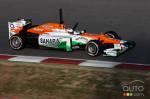 F1: Kimi Raikkonen set fastest time of last test session for Lotus (+photos)