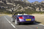Bentley's new Continental GTC V8 unfolds in Geneva