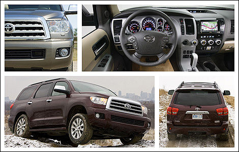 2012 Toyota Sequoia Preview