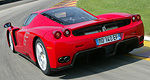 Ferrari to give select few a taste of Enzo replacement