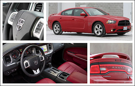 Dodge Charger R/T 2012