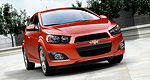 Chevy Sonic Turbo gets 6-speed auto