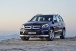 Mercedes unveils new 2013 GL-Class