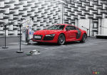 Audi creates the sound of silence