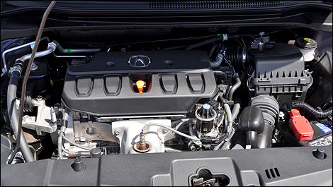2013 Acura ILX R20A engine