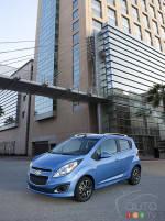 2013 Chevrolet Spark Preview