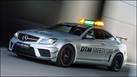 Mercedes-Benz C 63 AMG Coupe Black Series DTM Safety Car