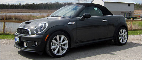 2012 MINI Coupe Roadster
