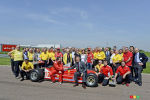Jacques Villeneuve drives his father Gilles' Ferrari 312 T4 at Fiorano (+photos)