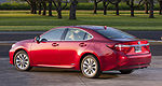 New 2013 ES350 and all-new ES300h Hybrid With Enhanced Handling and Lexus Signature Design