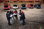 2012 Subcompact hatchback comparison test
