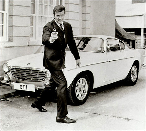Roger Moore The Saint >> The Saint : Volvo P1800 | Car News | Auto123