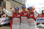 Le Mans 24 Hours: Audi hybrid R18 takes historic win (+photos)