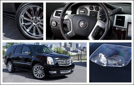 2012 Slp Cadillac Escalade Supercharged Sport Edition