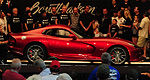 First SRT Viper GTS sold for $300,000
