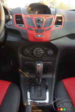 2012 Ford Fiesta Hatchback SES Review