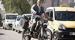 New James Bond Flick to feature Honda Motorbikes