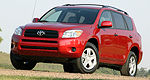 Toyota recalls RAV4 and Lexus HS 250h vehicles